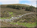 NO0289 : Tonnagaoithe Township wall by Hugh Venables