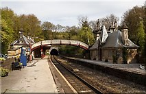 SK3057 : Cromford Station by George Mahoney