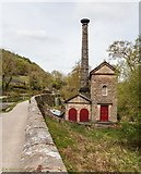 SK3155 : Leawood Pump House by George Mahoney
