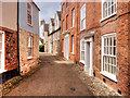 TG2308 : Norwich, Hook's Walk by David Dixon
