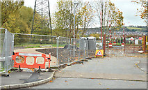 J3673 : Connswater Greenway works, Belfast (November 2015) by Albert Bridge