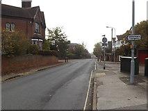 TM1645 : B1077 Tuddenham Road, Ipswich by Adrian Cable