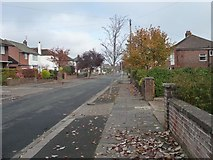 NY4057 : Croft Road, Carlisle by Christine Johnstone