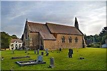 SO6387 : All Saints', Neenton by Philip Pankhurst