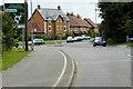 TG2512 : Wroxham Road (A1151) at Blue Boar by David Dixon