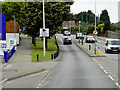 TG2009 : Norwich, Dereham Road by David Dixon
