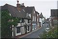 TQ6768 : The Street, Cobham (north side) by David Kemp