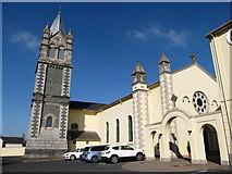 J3652 : St Patrick's Catholic Church, Ballynahinch by Eric Jones