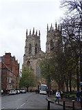 SE6052 : York Minster by Matthew Chadwick