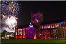 NS4863 : Paisley Fireworks Spectacular 2015 by david cameron photographer
