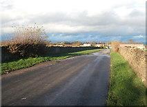 NZ2118 : New Lane by JThomas