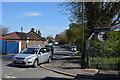 SU9504 : B2233, Barnham by N Chadwick