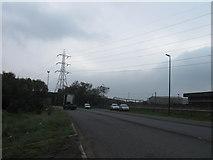 NZ5522 : A1053 southbound by Alex McGregor