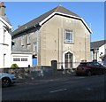 J3652 : Ballynahinch Orange Hall, Dromore Street by Eric Jones