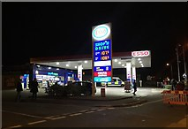 ST3049 : Burnham-on-Sea: Shop 'n Drive by Jonathan Hutchins