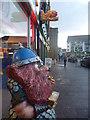 NS2059 : Firth Of Clyde Townscape : A Fish And Chips, Largs by Richard West