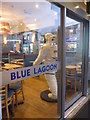 NS2059 : Firth Of Clyde Townscape : An Astronaut Walks Into A Chip Shop........ by Richard West