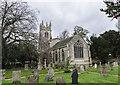 SK9450 : St Nicholas' church, Fulbeck by Julian P Guffogg