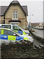 SH3735 : Pwllheli Police Station by John S Turner