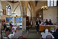 SK9771 : Interior, St Benedict's church, Lincoln by Julian P Guffogg