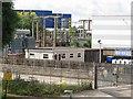 SU4112 : Electrical transformers, Western Esplanade, Southampton by Stephen Craven