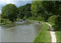 SP6165 : Grand Union Canal near Long Buckby Wharf by Mat Fascione
