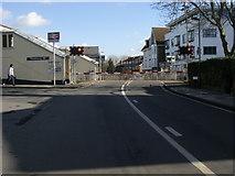 TQ1572 : Strawberry Hill Crossing by Shaun Ferguson