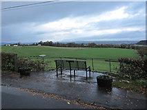 NS7792 : Cambusbarron viewpoint by Richard Dorrell