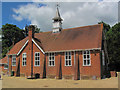 SP9209 : The rear of Hastoe Village Hall by Chris Reynolds