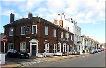 TQ3303 : The New Bush, Arundel Road, Kemp Town, Brighton by Simon Carey