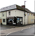 SO0391 : Corner of Station Road and Carno Road, Caersws by Jaggery