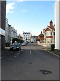 TQ3303 : De Courcel Road, Kemp Town, Brighton by Simon Carey