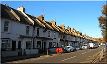 TQ3303 : Whitehawk Road, Whitehawk, Brighton by Simon Carey