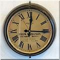 SJ9594 : Frank Williamson Memorial Clock by Gerald England