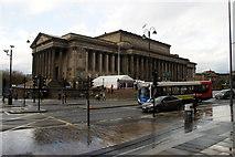 SJ3490 : St George's Hall, Liverpool by Mike Pennington