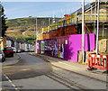 SO2508 : Upper Hill Street Blaenavon in September 2015 by Jaggery