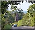SP7352 : Stoke Road descending Blisworth Hill by Mat Fascione
