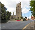 SJ9495 : Flowery Field Church by Gerald England