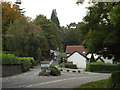 SD4095 : Road junction near Bowness-on-Windermere by Malc McDonald