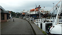 NM8529 : Oban Ferry Terminal by Peter Bond