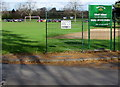 SJ7508 : Welcome to Idsall School and Idsall Sports Centre, Shifnal by Jaggery