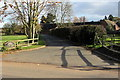 SJ7508 : Aston Court Mews private drive, Shifnal by Jaggery