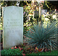 TG2008 : German war grave in Earlham cemetery by Evelyn Simak