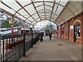 NZ3472 : Monkseaton Metro Station by Andrew Curtis