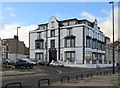 NZ3572 : Building at junction of Esplanade & Promenade, Whitley Bay by Andrew Curtis