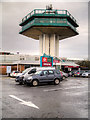 SD5051 : The Pennine Tower, Lancaster Services by David Dixon