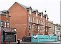 J3472 : Nos 137-141 Ormeau Road, Belfast (November 2015) by Albert Bridge