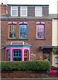 NZ3671 : 'Iron House', 5 Marden Terrace, Cullercoats by Andrew Curtis