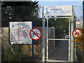 TL4661 : Cambridge Science Park entrance by Hugh Venables
