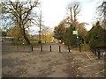 TQ3470 : Park Path by Gordon Griffiths